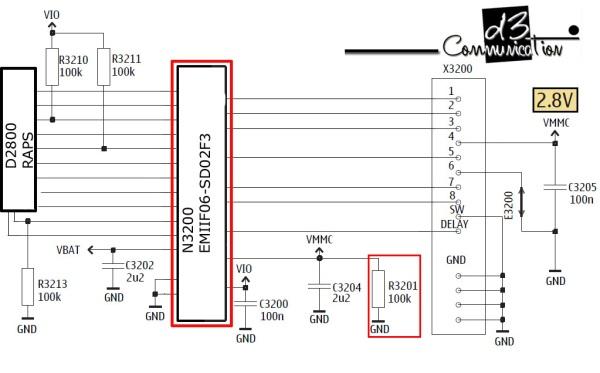 Masalah Hardware Nokia 5310 c Xpress Music