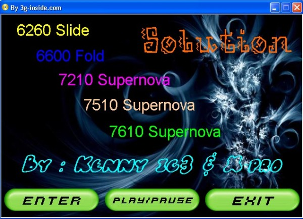 all-solution-nokia-supernova