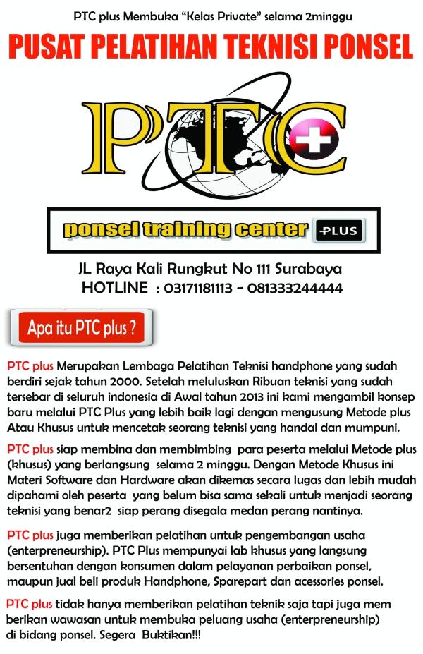 PUSAT PELATIHAN TEKNISI HANDPHONE di Surabaya JL Raya Kali Rungkut No : 111, Surabaya, indonesia - No Telp : (031) 71181113 - 081333244444
