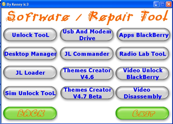 Software tool bb
