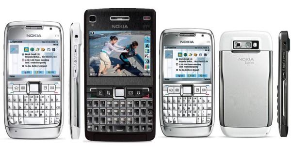 Hardware solution Nokia E 71