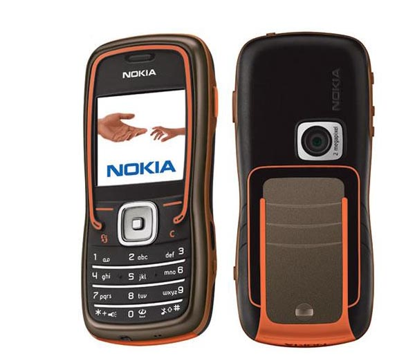 Nokia 5500 Hardware solution