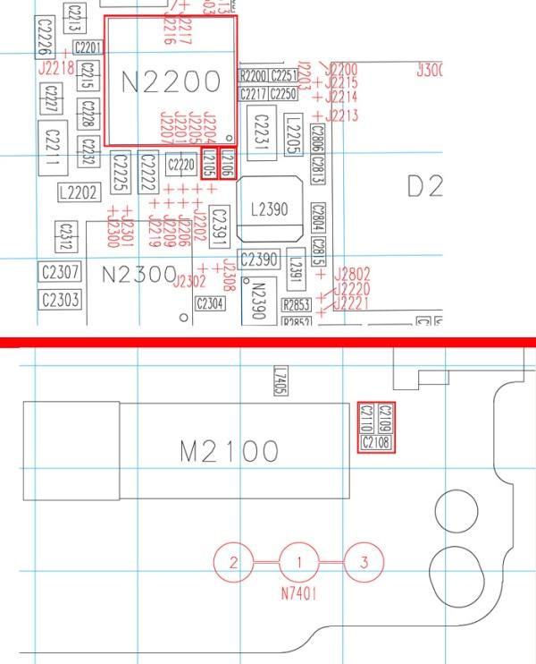 vibrator diag N82