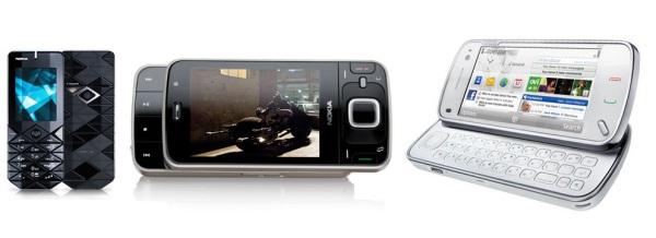 kategori Nokia terbaru