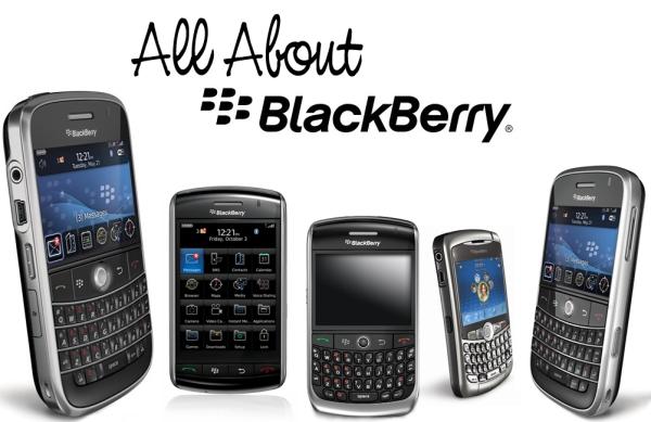 semua tentang tips blackberry